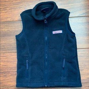 Vineyard Vines Toddler fleece vest, 2T